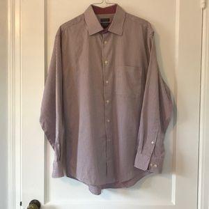 Men's Wearhouse Egyptian Cotton dress shirt